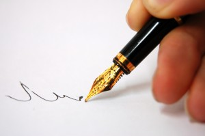 Thoughtful Pen
